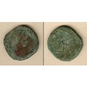 Annia LUCILLA  Sesterz  sehr selten  [164-167]