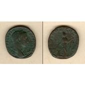 Marcus Aurelius SEVERUS ALEXANDER  Sesterz  ss/ss-  [235]