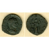 Gaius Vibius TREBONIANUS GALLUS  Sesterz  ss+  selten  [251-253]