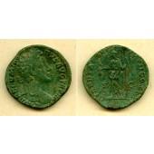Lucius Aelius Aurelius COMMODUS  Sesterz  ss+  [178]