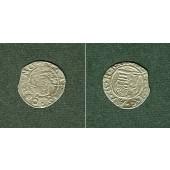 Ungarn Denar 1580 K-B Rudolf II. ss