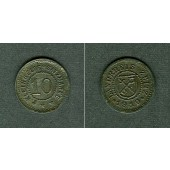 Notgeld Zeitz 10 Pfennig 1919  vz