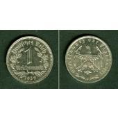 DEUTSCHES REICH 1 Reichsmark 1939 A (J.354)  vz-st