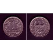 DEUTSCHES REICH 1 Reichsmark 1937 J (J.354)  ss-vz