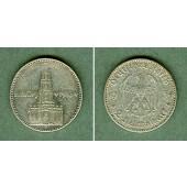 DEUTSCHES REICH 2 Reichsmark 1934 J (J.355)  ss