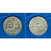 DEUTSCHES REICH 2 Reichsmark (Luther) 1933 E  (J.352)  vz-st  selten