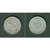 DEUTSCHES REICH 50 Reichspfennig 1941 G (J.372)  ss-