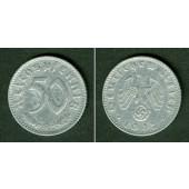 DEUTSCHES REICH 50 Reichspfennig 1942 G (J.372)  ss