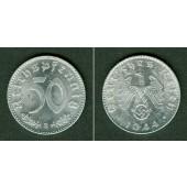 DEUTSCHES REICH 50 Reichspfennig 1944 B (J.372)  ss-vz