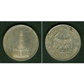 DEUTSCHES REICH 5 Reichsmark 1934 J (J.357)  ss+