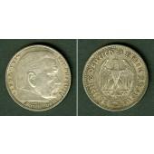 DEUTSCHES REICH 5 Reichsmark 1936 A (J.360)  ss-vz