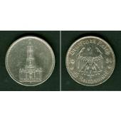 DEUTSCHES REICH 5 Reichsmark 1934 F (J.357)  ss