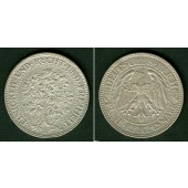 DEUTSCHES REICH 5 Reichsmark (Eichbaum) 1927 A (J.331)  vz