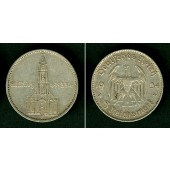 DEUTSCHES REICH 5 Reichsmark 1934 F (J.356)  ss