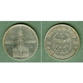 DEUTSCHES REICH 5 Reichsmark 1934 D (J.356)  ss