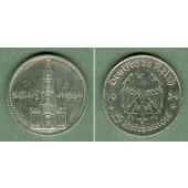 DEUTSCHES REICH 5 Reichsmark 1934 F (J.356)  ss+