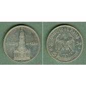 DEUTSCHES REICH 5 Reichsmark 1934 G (J.356)  ss+