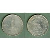 DEUTSCHES REICH 5 Reichsmark 1934 J (J.356)  ss