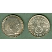DEUTSCHES REICH 5 Reichsmark 1936 D (J.367)  vz