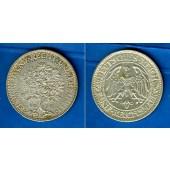 DEUTSCHES REICH 5 Reichsmark (Eichbaum) 1930 A (J.331)  ss-vz  seltener