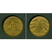 DEUTSCHES REICH 10 Reichspfennig 1931 F (J.317)  ss+