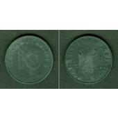 DEUTSCHES REICH 10 Reichspfennig 1945 E (J.371)  ss-vz  selten!
