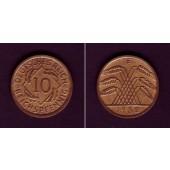 DEUTSCHES REICH 10 Reichspfennig (J.317) 1932 E  ss-vz